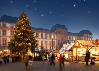 Bewerbung Hessischer Weihnachtsmärkte auf hessen-tourismus.de und auf Facebook
