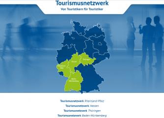 """Hessen als Teil der länderübergreifenden Kooperation """"Tourismusnetzwerk"""""""