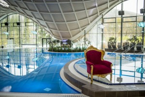Making of Imagefilm Wellness Spessart Maerchenthron in der Toskana Therme