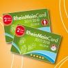 Neu: Die RheinMainCard als Print@home Ticket
