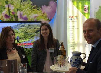"""""""Willkommen in Hessen"""" – Neue und einzigartige Reiseerlebnisse in Hessen auf der RDA Group Travel Expo in Friedrichshafen entdecken"""