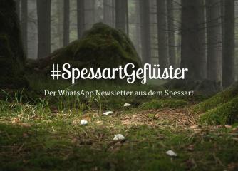 #SpessartGeflüster – Spessart Tourismus startet WhatsApp- Kampagne