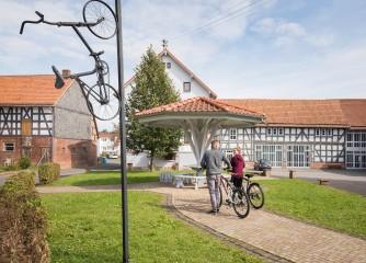 Neueröffnung Wiera-Wohra Radweg