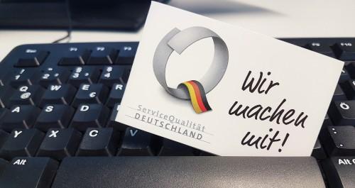ServiceQualität Deutschland