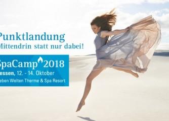 SpaCamp 2018 vom 12. – 14. Oktober in Hessen – Endspurt auf die letzten freien Plätze!