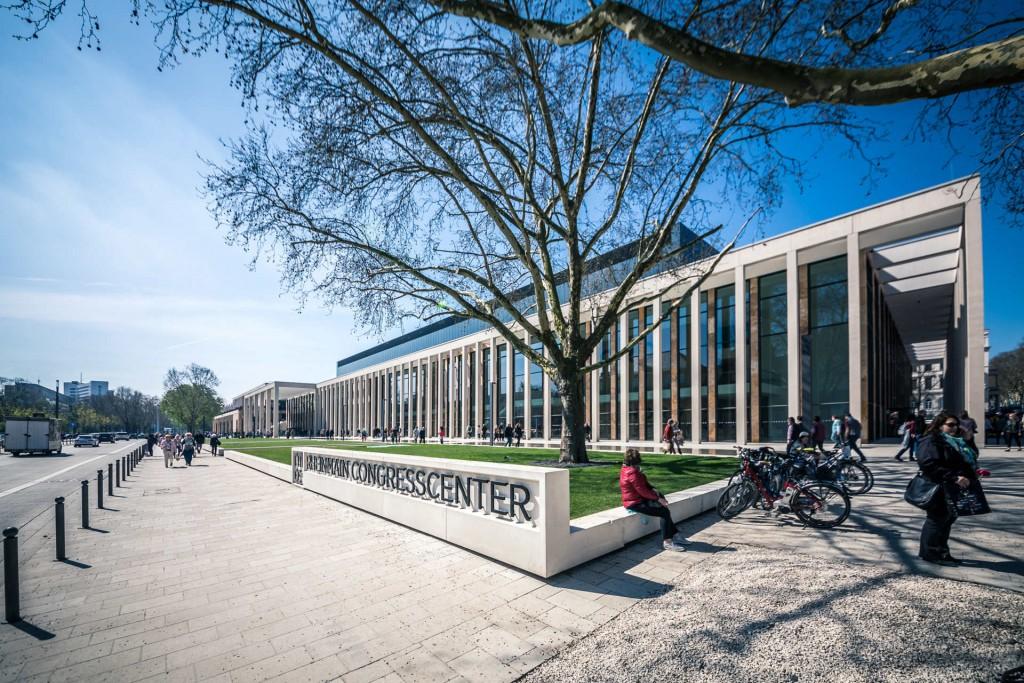 Das RMCC in Wiesbaden.