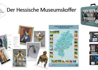 """Fortbildung """"Hessischer Museumskoffer und Museumspädagogik"""""""