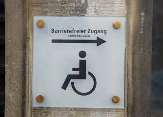 """Einladung zum Netzwerktreffen  """"Barrierefreiheit für Stammkunden- Chancen für Hoteliers und Gastronomen"""""""