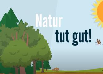 Natur tut gut: Barrierefreie Naturerlebnisangebote
