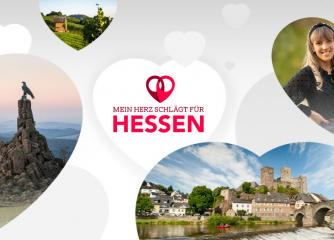 """Kampagnenstart Solidaritäts- und Loyalitätskampagne """"Mein Herz schlägt für Hessen"""""""