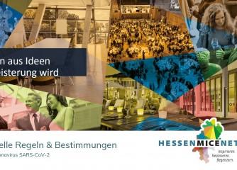 Hessen MICE News: Corona-Infopapier