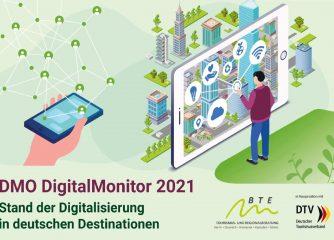 DMO DigitalMonitor – Befragung zum Stand der Digitalisierung in deutschen Destinationen