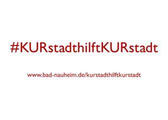 #KURstadthilftKURstadt