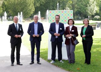 Zusammen einfach besser:  Deutscher und Hessischer Heilbäderverband gründen Bürogemeinschaft in Wiesbaden