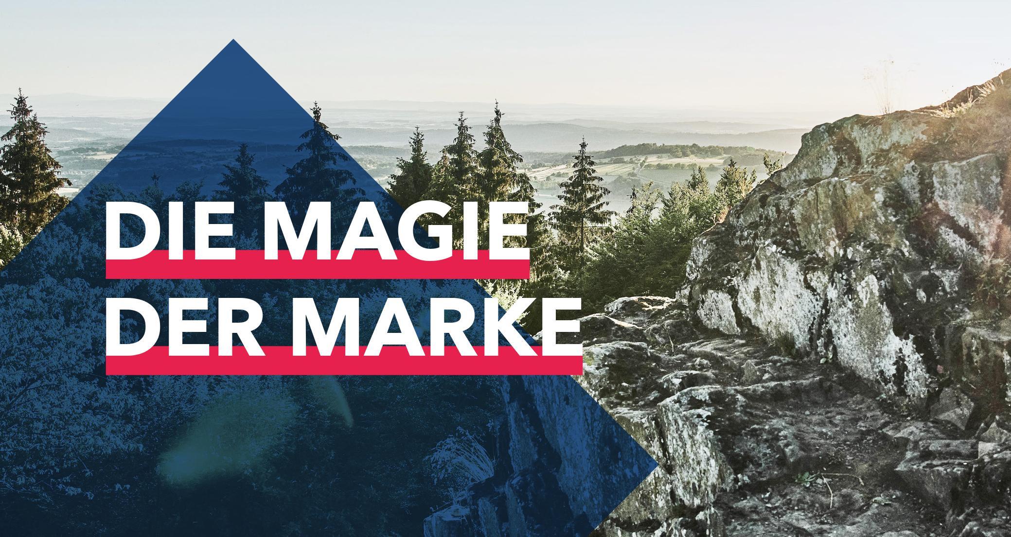 Die Magie der Marke